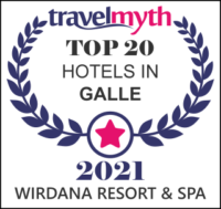 Local Awards: Top 20 hotels in Galle 2021