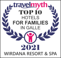 Local Awards: Top 10 hotels for families in Galle 2021