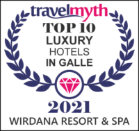 Local Awards: Top 10 Luxury hotels in Galle 2021